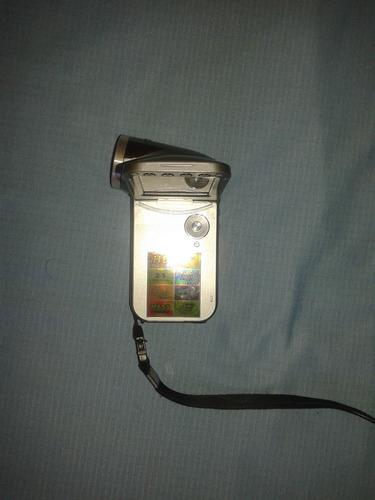 vendo camera digital tekpix  sem bateria  usada