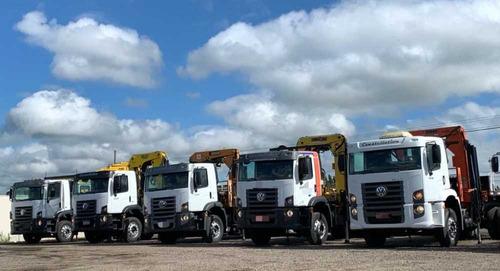 vendo caminhoes toco e trucks com munck / muck / guindaste