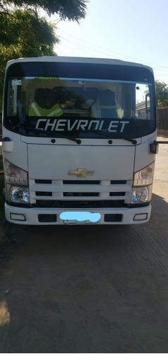 vendo camión 3/4 chevrolet nkr 613 japonés año 2009
