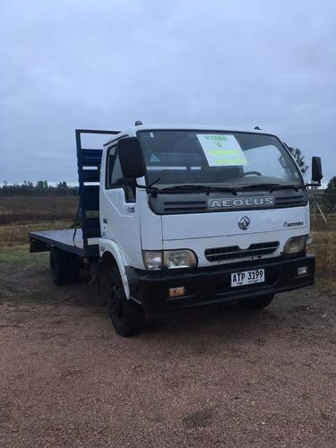 vendo camión aeolus 125