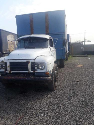 vendo camión bedford