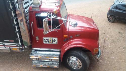 vendo camion de estacas