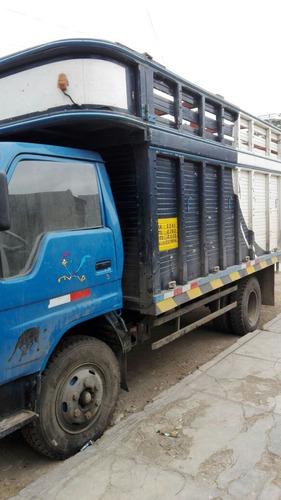 vendo camion dyna turbo toyota 1997
