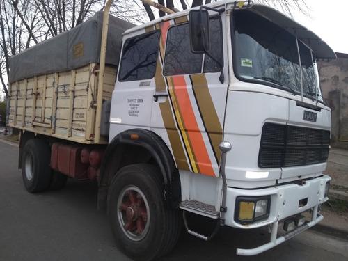 vendo camión fiat iveco 619 enganchado