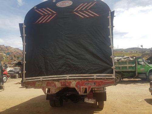 vendo camion ford cargo