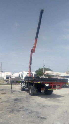 vendo camión foton 2013 - grúa articulada pallfinger pk15500