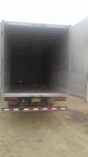 vendo camión furgón jac 8 ton.
