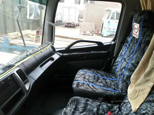 vendo camion  hino 1726