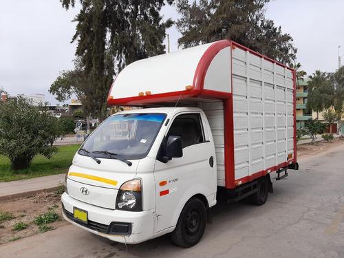 vendo camion hyundai h100 año 2016 con turbo como nuevo