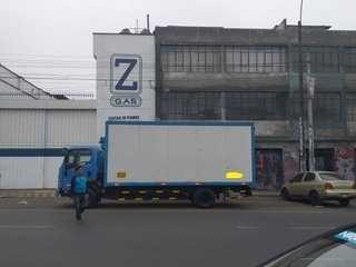 vendo camion isuzu forward 800