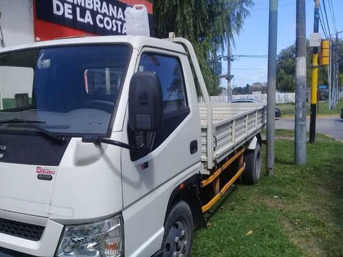 vendo camión jmc n900 impecable