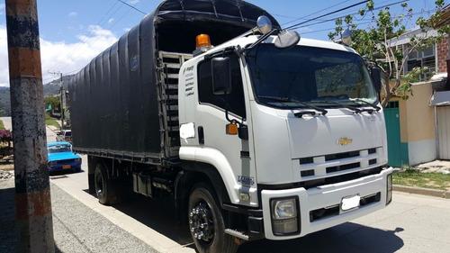 vendo camion marca chevrolet ftr modelo 2013