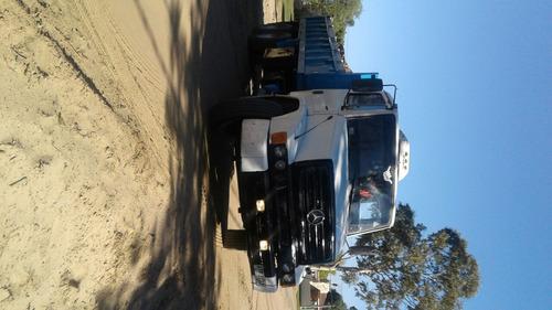 vendo camión mercedes en impecable condiciones!!