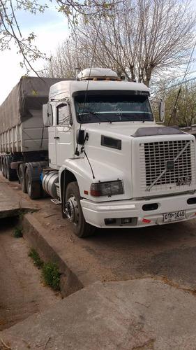vendo camion volvo nl 12 360 impecable con cazamba