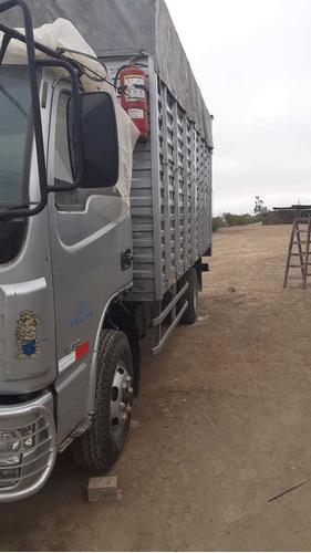 vendo camion yuejin motor nissan furgon