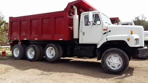 vendo camiones ford inter cargo