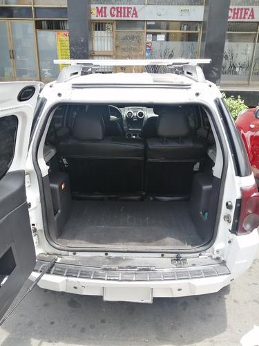 vendo camioneta 4x2 ford ecosport