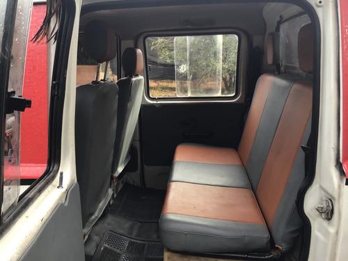vendo camioneta doble cabina modelo 2011