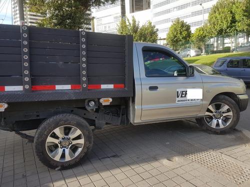 vendo camioneta estacas