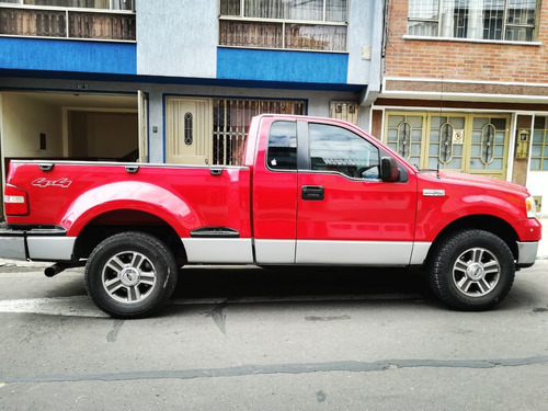 vendo camioneta ford f 150