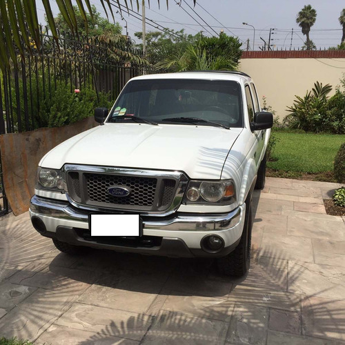 vendo camioneta ford ranger 2006 turbo intercooler conservda