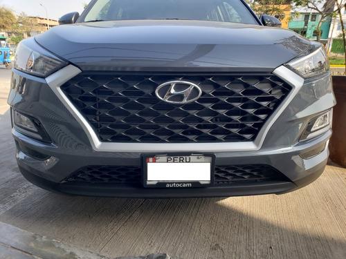 vendo camioneta hyundai tucson 2019 prendado