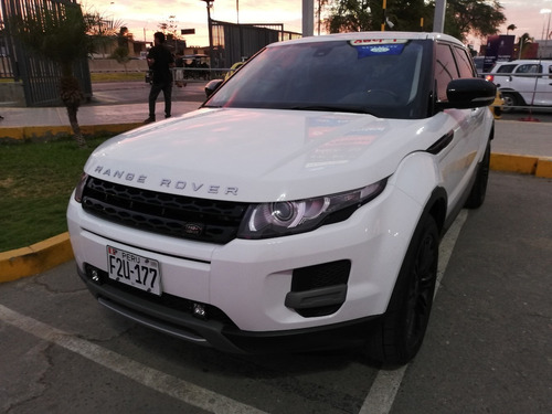 vendo camioneta suv land rover modelo evoque piura
