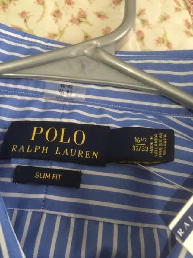 175b8d9359634 vendo camisa ralph lauren nueva! Cargando zoom.