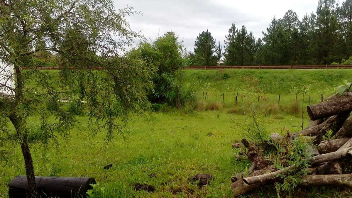 vendo campo sobre ruta especial para casa quinta