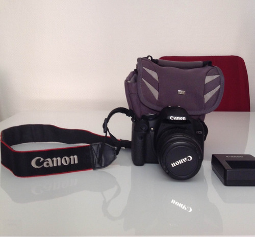 vendo canon eos 500d product number com acessorios