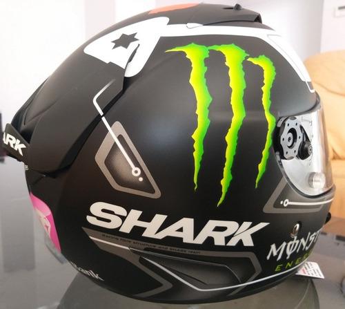 vendo capacete shark race - r pro lorenzo