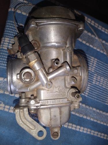 vendo carburador da sahara 350