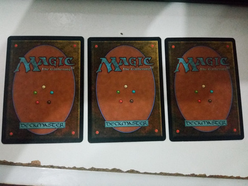 vendo carta magic the ga 3x portal errático / erratic portal
