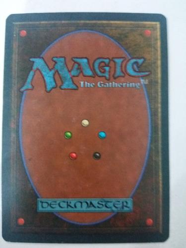 vendo carta magic the gathering cofre de mana / mana vault