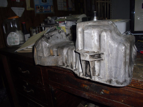 vendo carter de motor nissan platina, año 2003