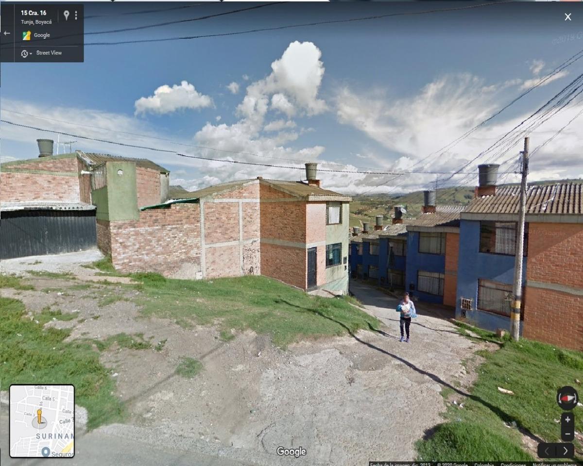 vendo casa 2 pisos 97 m2 tunja