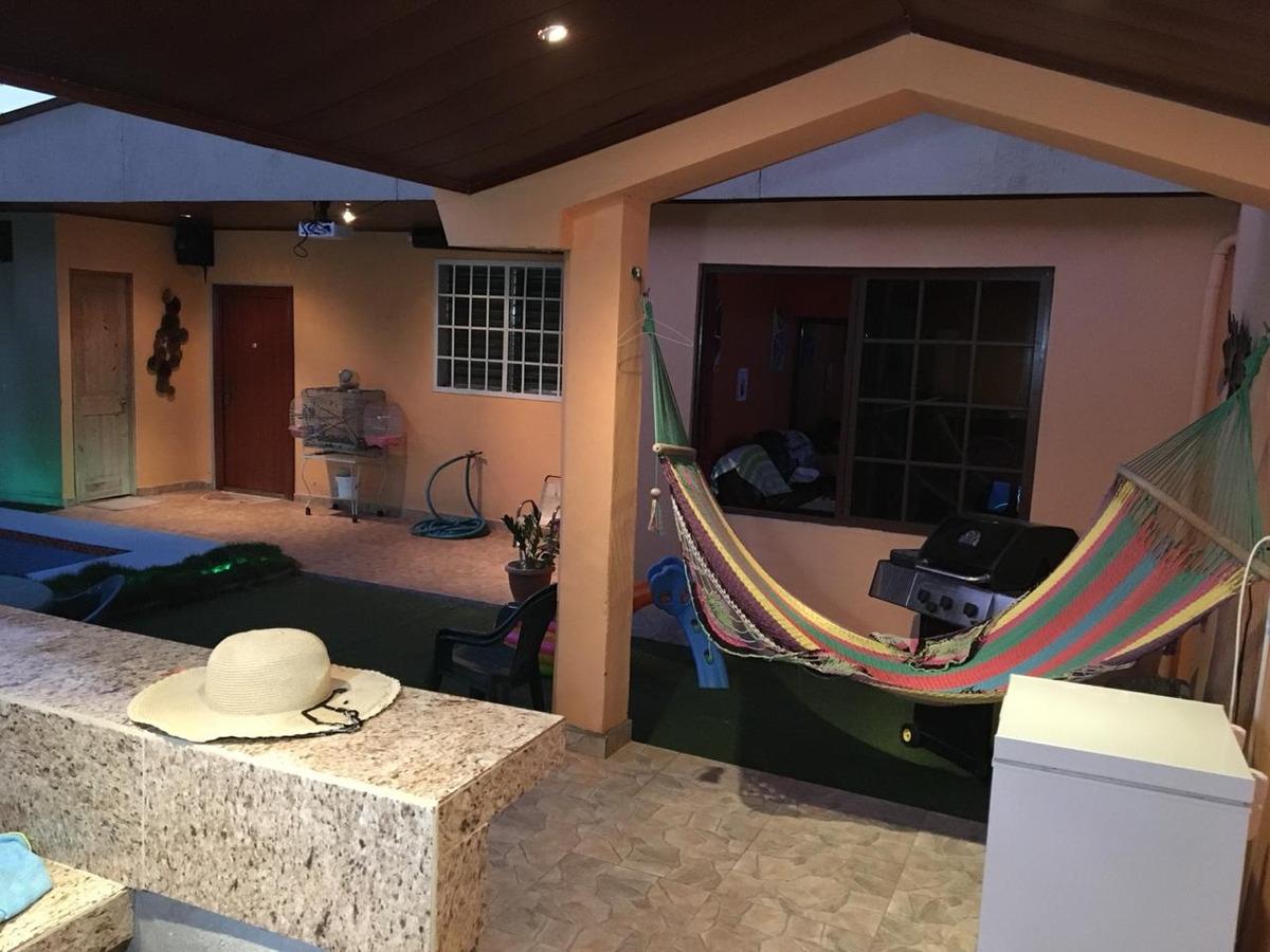 vendo casa amoblada en brisas del golf 350mt2- ysg