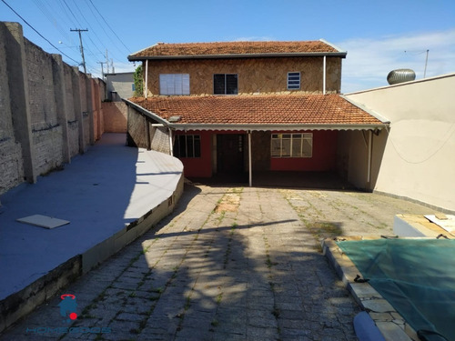 vendo casa ampla e arejada boa localização no von zuben em campinas. casa com 04 quartos, 3 salas, 2 banheiros + vagas p/ autos, vale a pena conferir - ca00424 - 33801947