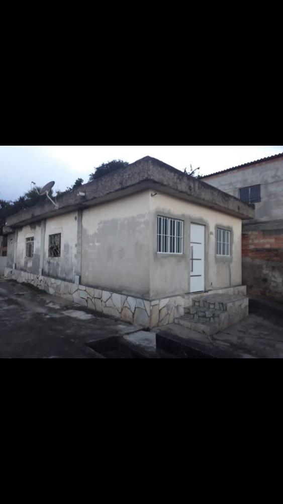 vendo casa - bairro novo horizonte - 2 quartos