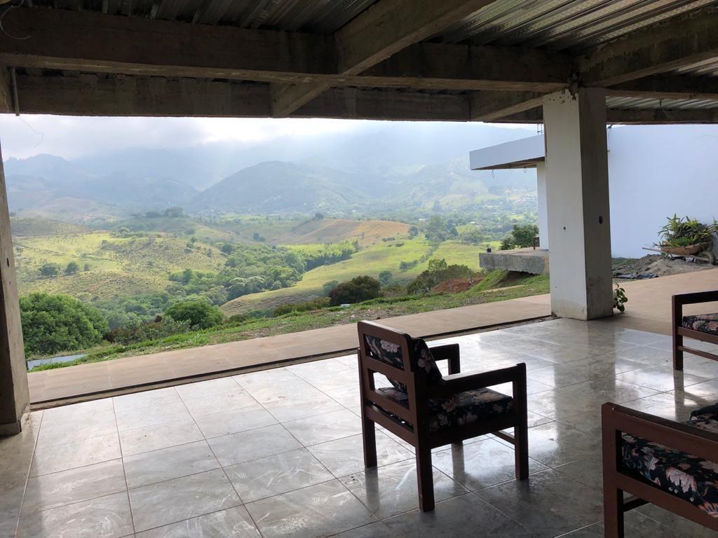 vendo casa campestre con espectacular vista
