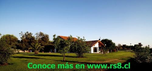 vendo casa chicureo, parcela 6.200 m2, casa 450 m2,3.200 m2