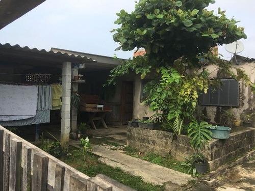 vendo casa com 3 dormitórios em itanhaém, no lado praia!!!