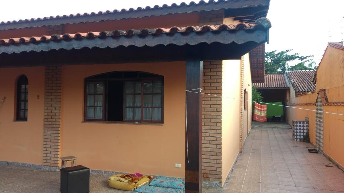 vendo casa com edicula  lado praia em  itanhaém litoral sp