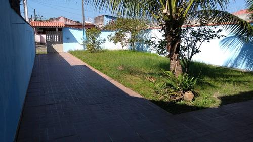 vendo casa com entr + parc direto prop. itanhaém litoral sul
