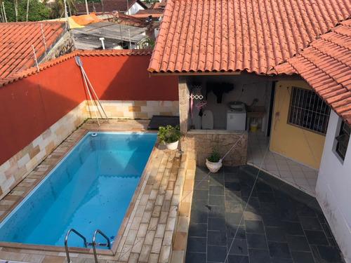 vendo casa com piscina itanhaém gaivota litoral sul d sp