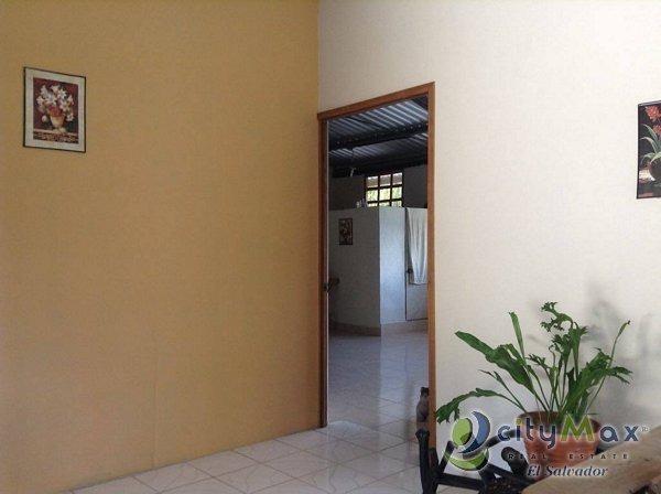 vendo casa con amplio terreno los planes de renderos - pvc-005-07-17