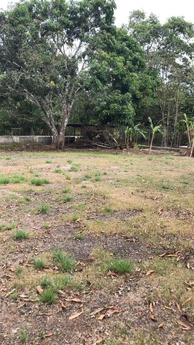 vendo casa con terreno