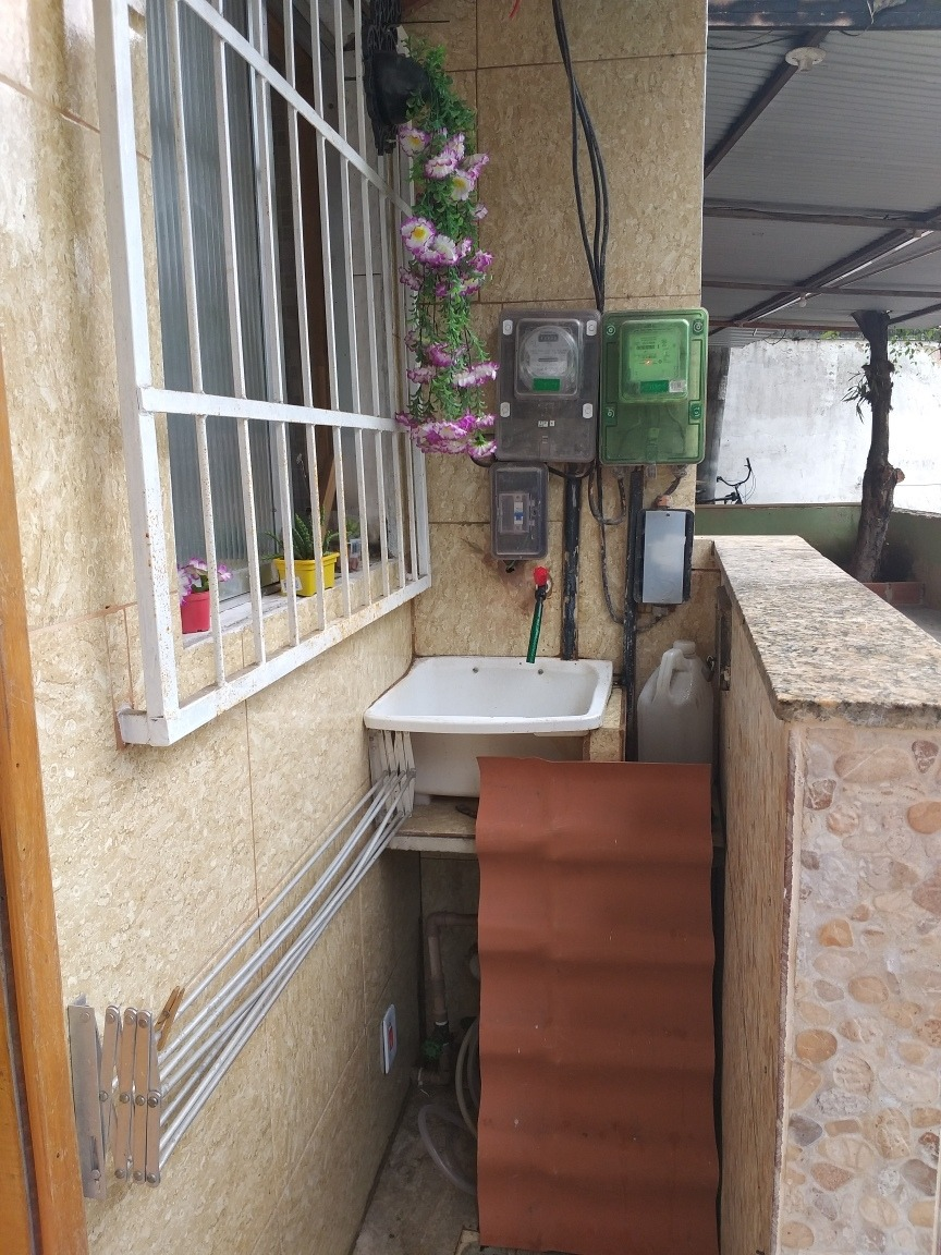 vendo casa de 1 quarto no recreio / pontal