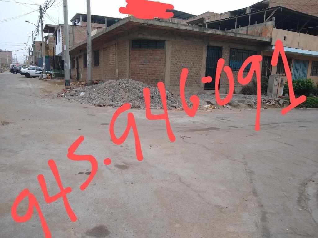 vendo casa de 190m2 villa el salvador también departamentos