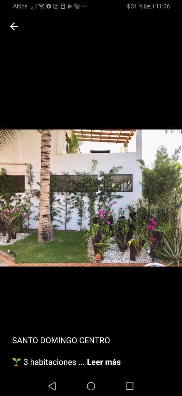 vendo casa de 2 niveles  3 hab/ 207 mt2 en la castellana, dn